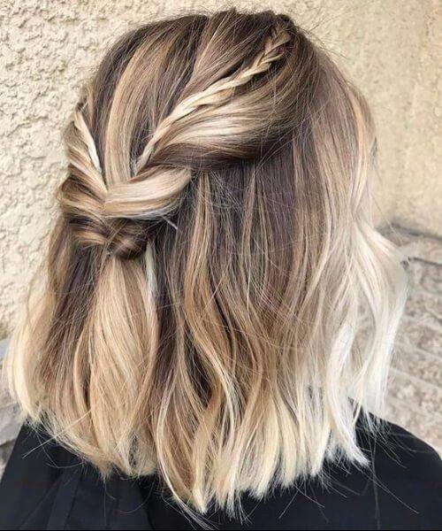 7 способов уложить короткие волосы зимой 2020