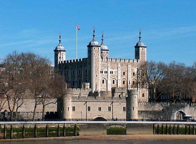 Лондон за два дні: Лондонський Тауер