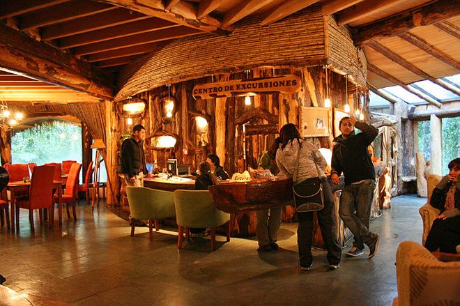 Сказочный отдых в Чили: отель Magic Mountain Lodge в кратере вулкана Arenal