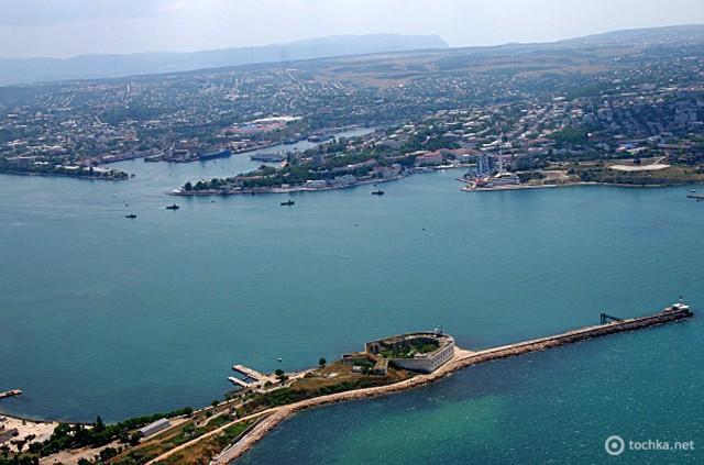 25 фото Севастополя с высоты