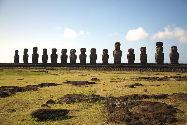 Найзагадковіше місце в світі: острів Пасхи