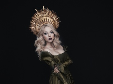 Украинское сопрано Арина Домски покоряет Азию