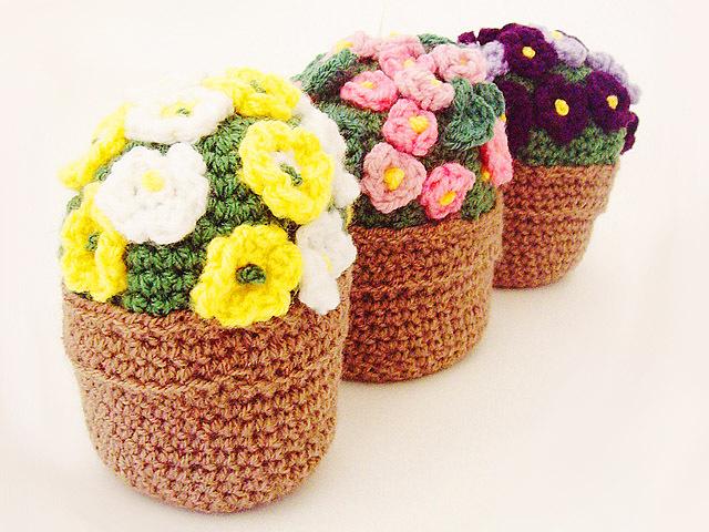 Хенд-мейд вазоны для цветов