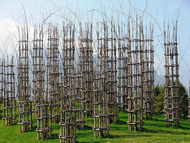 """Самый необычный храм в мире: """"Живой Собор"""" в Бергамо"""
