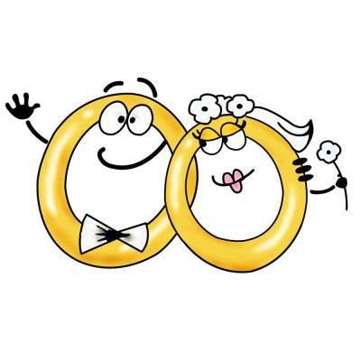 Дорогому супружеству!