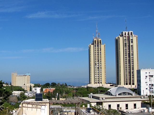 """Достопримечательности Хайфы: торговый центр """"Панорама"""""""