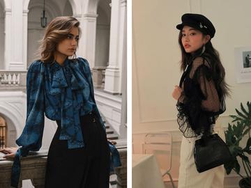 Модні блузки з акцентними деталями — тренд сезону