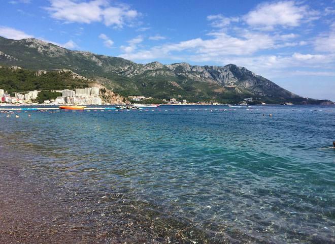 Відпочинок в Чорногорії у вересні