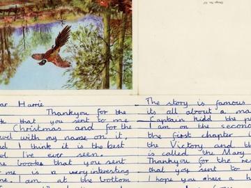 Первое письмо Джона Леннона будет продано с аукциона