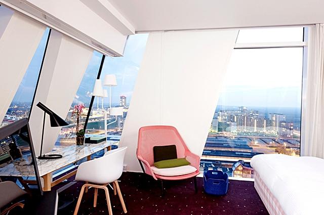 Готелі для жінок: Hotel Bella Sky Comwell - Копенгаген
