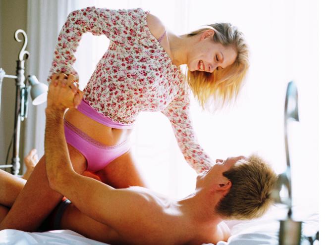 Пасивний секс