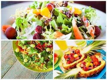 Салати з виноградом