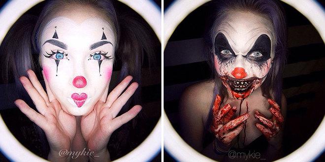 Сказочные красавицы на Хэллоуин