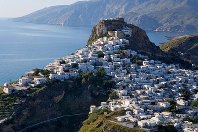 Мифы Древней Греции: остров Скирос
