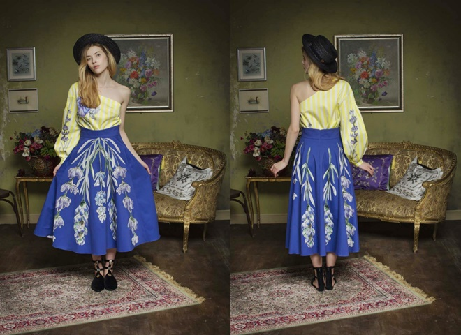 dresses by NAVRO