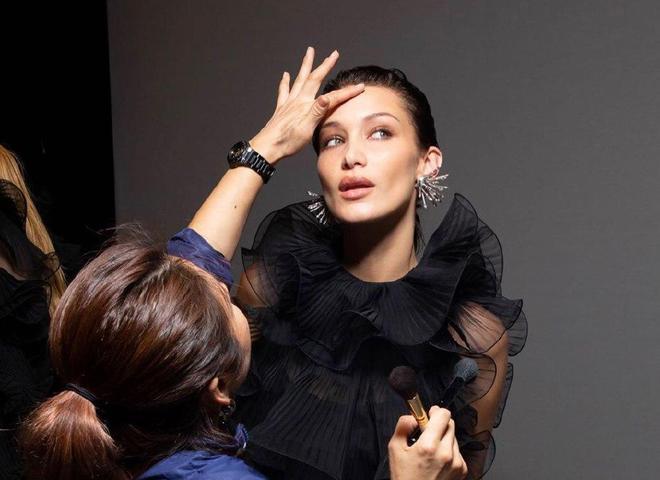 Модный макияж с New York Fashion Week