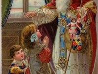 Мої привітання з Днем Святого Миколая