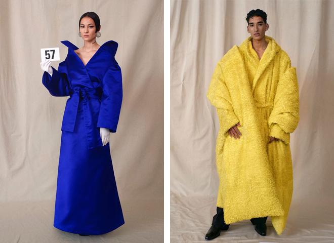 Balenciaga Haute couture 2021