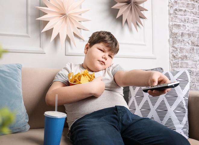 Детское ожирение: причины, профилактика ожирения у детей
