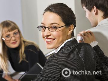 Как сделать карьеру женщине?
