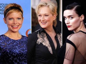 Оскар-2012: лучшие актрисы