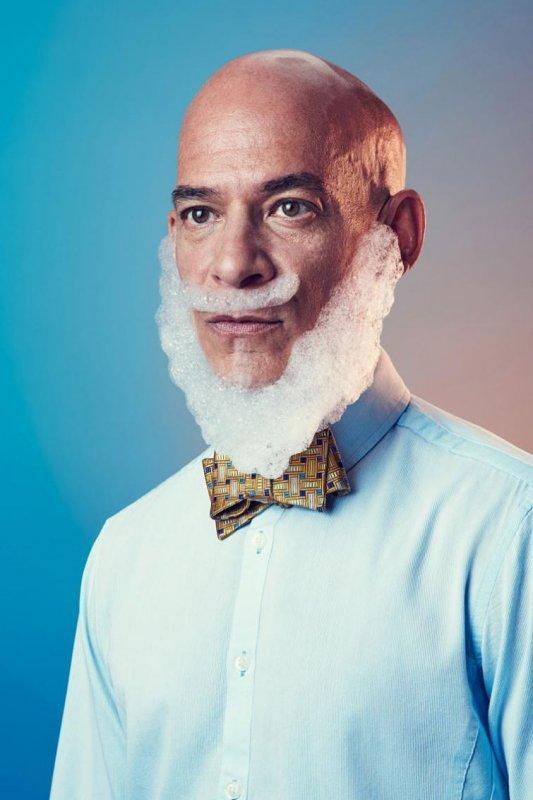 Пенная борода