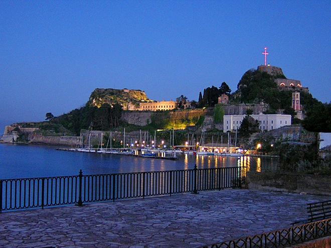 Острова Греции: Корфу