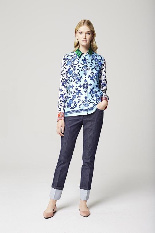 Літні блузки 2016