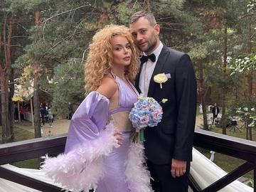 Аліна Гросу и Роман Полянський