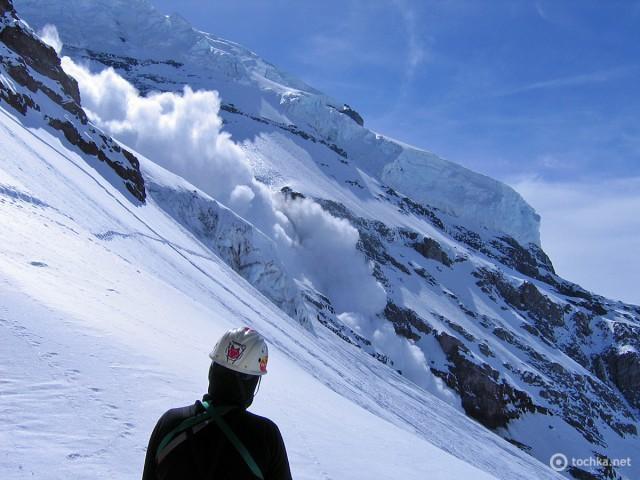 Лавини в горах: що потрібно знати туристові