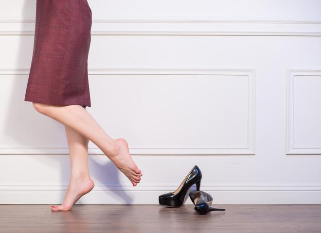 Как правильно ухаживать за пятками в домашних условиях