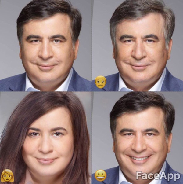 Другой взгляд на украинских политиков