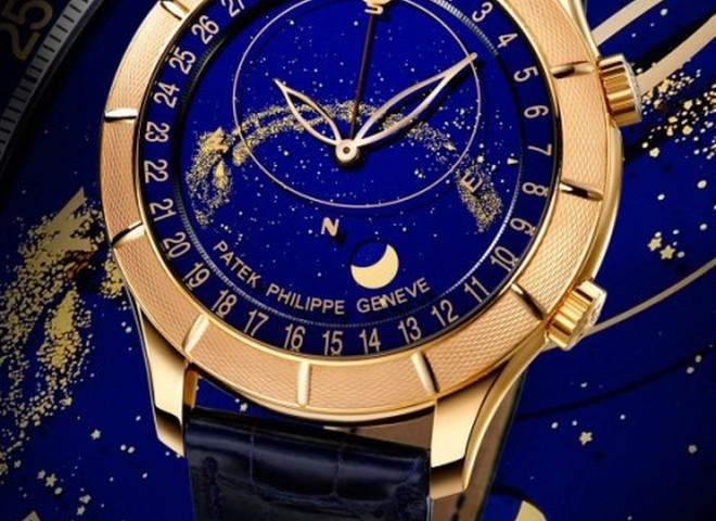 Часы Patek Phlippe проданы за €500 тыс.