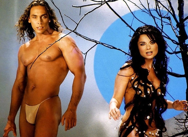 Наташа Корольова і Тарзан