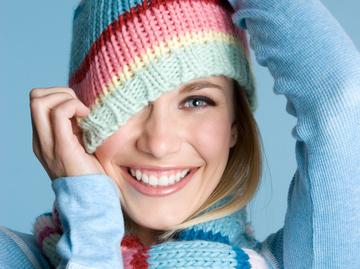 Зимовий крем для обличчя