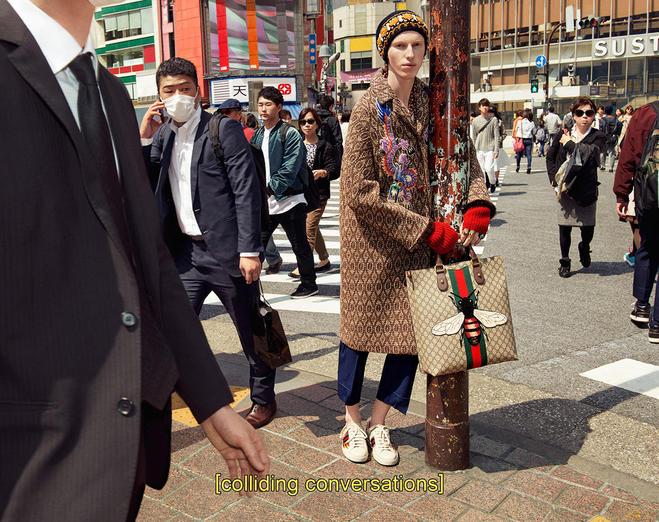 Рекламна кампанія Gucci осінь-зима 2016/2017