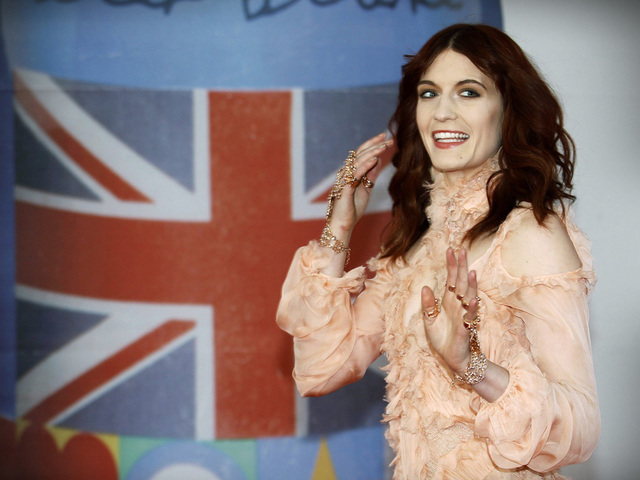 The BRIT Awards 2012