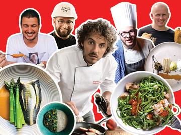 10 шеф-кухарів України, яких потрібно знати в обличчя