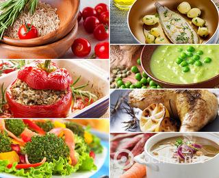 вкусное меню на неделю диета 5