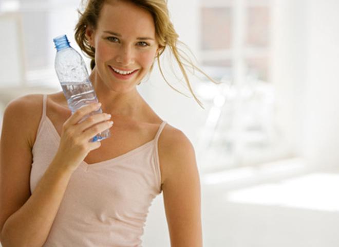 Вода - лучшее спасение от жажды