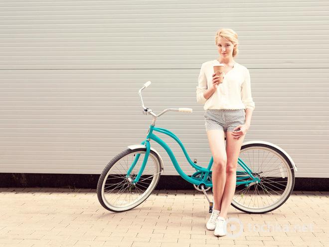 Image result for девушки на велосипедах