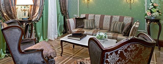 Самые дорогие номера в украинских отелях: Bristol, Одесса