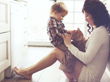 Як перестати бути тривожною мамою
