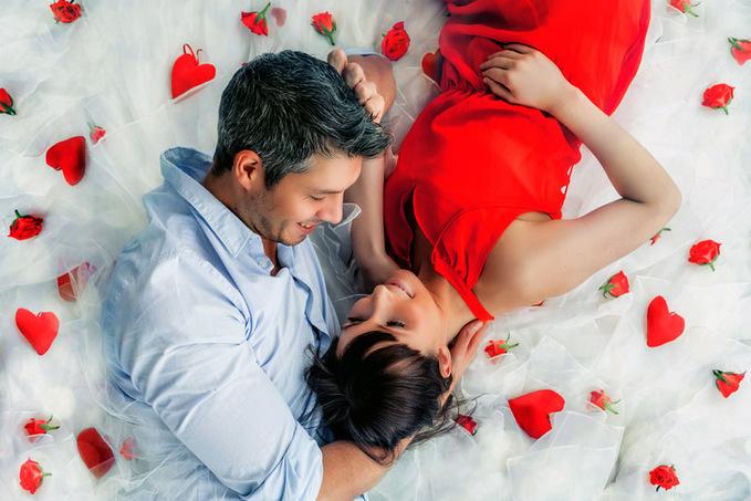 День святого Валентина привітання