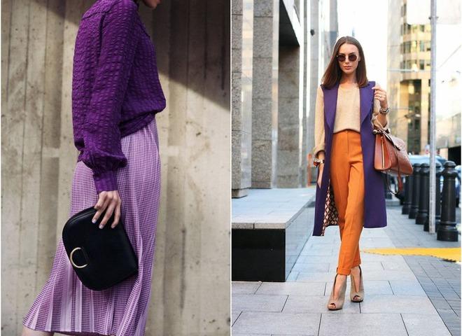 Ультрафіолетовий колір