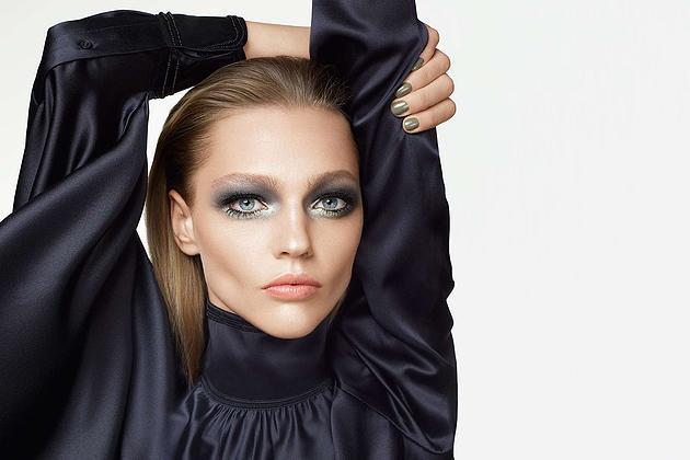 Саша Пивоварова для H & M Beauty осінь-зима 2015