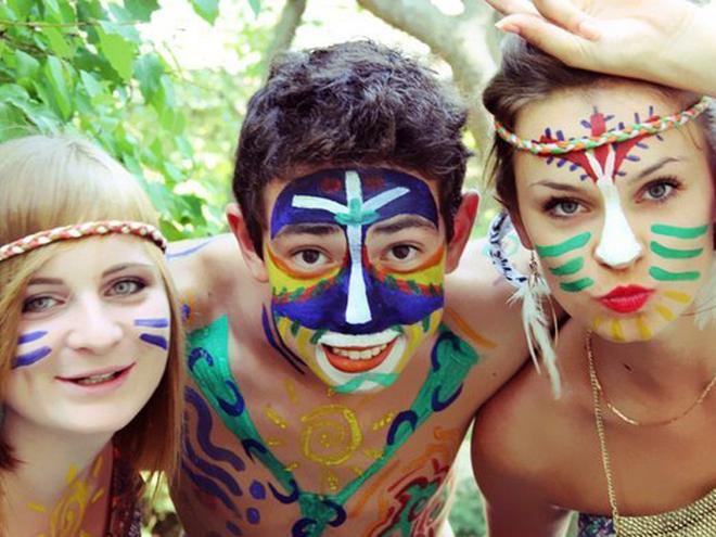 Літній табір для дітей 2016: Active camp (Залізний Порт)