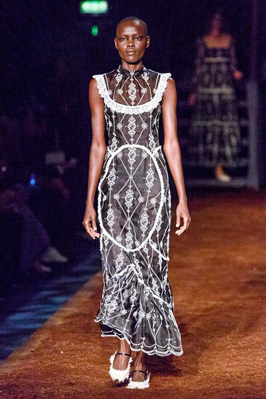 7 лучших коллекций Лондонской недели моды