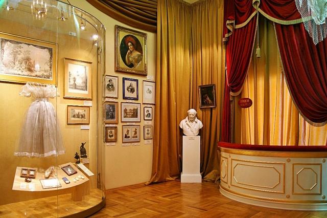 Санкт-Петербурзький державний Музей театрального і музичного мистецтва