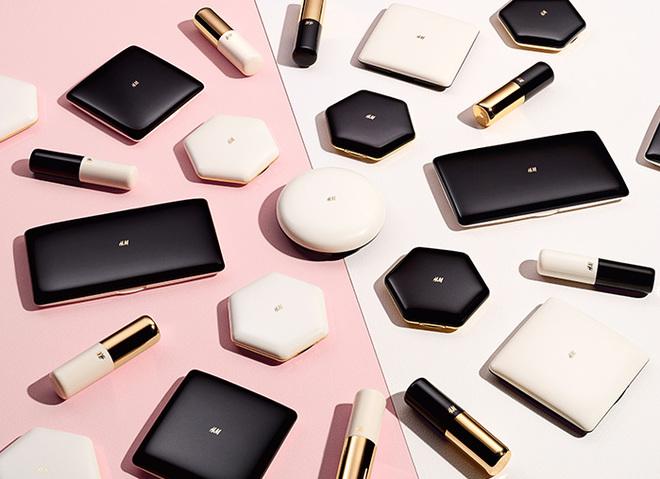 H&M запускают коллекцию макияжа
